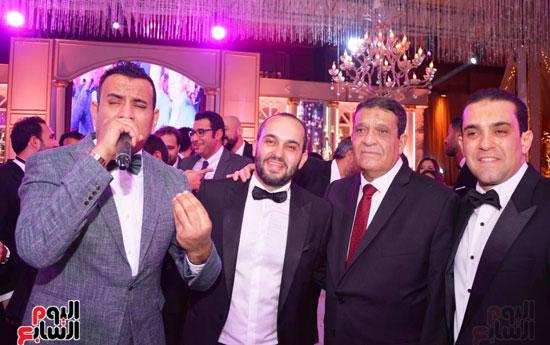 حفل زفاف نجل الوزير زكى عابدين يجمع كبار رجال الدولة (76)