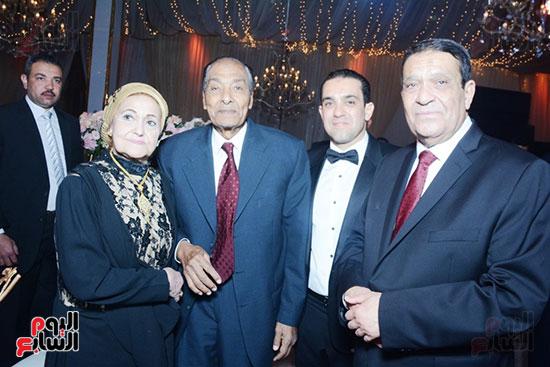 حفل زفاف نجل الوزير زكى عابدين (9)