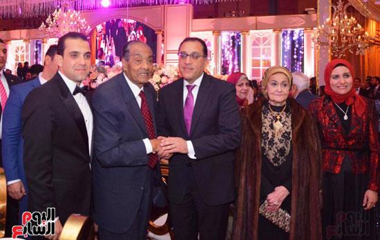 حفل زفاف نجل الوزير زكى عابدين يجمع كبار رجال الدولة (66)