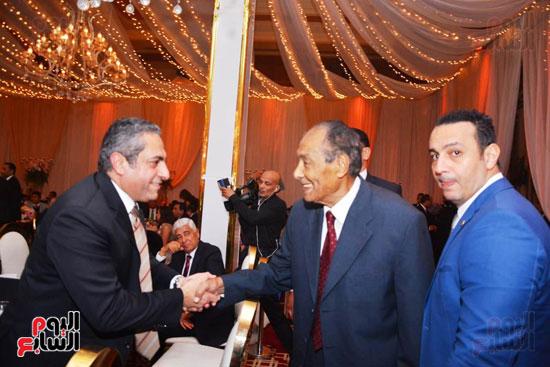حفل زفاف نجل الوزير زكى عابدين يجمع كبار رجال الدولة (34)