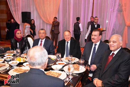 حفل زفاف نجل الوزير زكى عابدين يجمع كبار رجال الدولة (108)