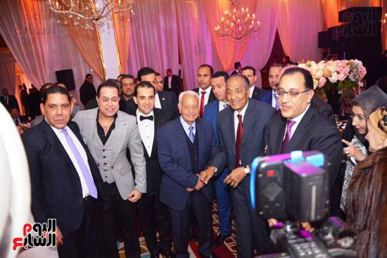 حفل زفاف نجل الوزير زكى عابدين يجمع كبار رجال الدولة (72)