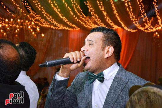 حفل زفاف نجل الوزير زكى عابدين يجمع كبار رجال الدولة (75)