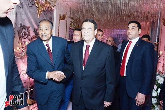 حفل زفاف نجل الوزير زكى عابدين (2)