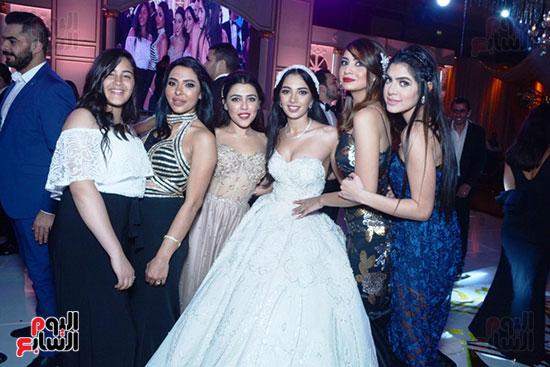 حفل زفاف نجل الوزير زكى عابدين (5)