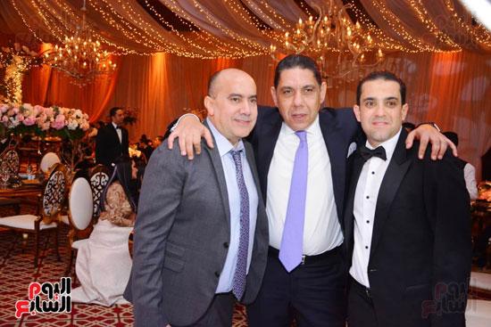 حفل زفاف نجل الوزير زكى عابدين يجمع كبار رجال الدولة (89)