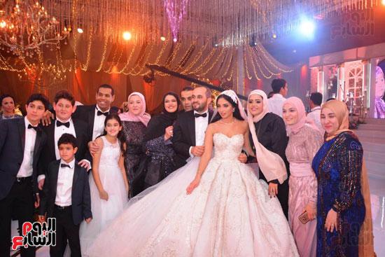 حفل زفاف نجل الوزير زكى عابدين يجمع كبار رجال الدولة (49)