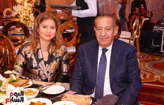 حفل زفاف نجل الوزير زكى عابدين يجمع كبار رجال الدولة (2)