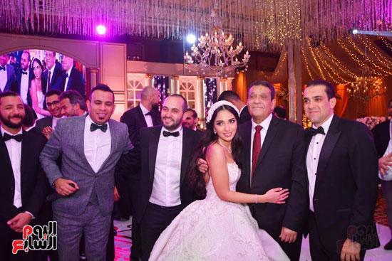 حفل زفاف نجل الوزير زكى عابدين يجمع كبار رجال الدولة (79)