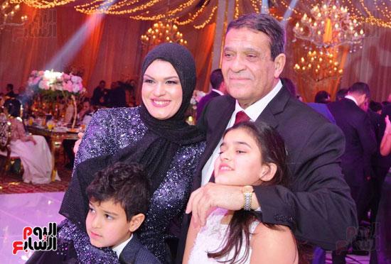 حفل زفاف نجل الوزير زكى عابدين يجمع كبار رجال الدولة (74)