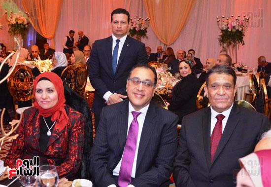 حفل زفاف نجل الوزير زكى عابدين يجمع كبار رجال الدولة (59)