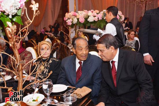 حفل زفاف نجل الوزير زكى عابدين يجمع كبار رجال الدولة (37)