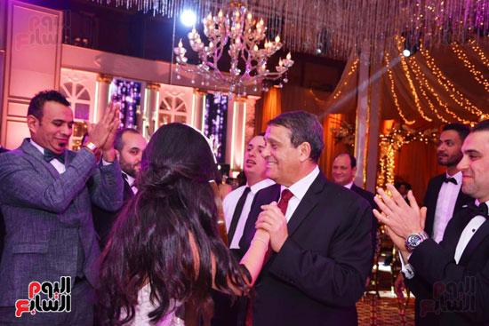 حفل زفاف نجل الوزير زكى عابدين يجمع كبار رجال الدولة (80)