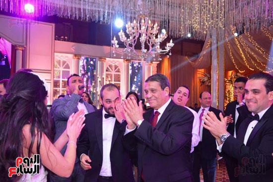 حفل زفاف نجل الوزير زكى عابدين يجمع كبار رجال الدولة (83)