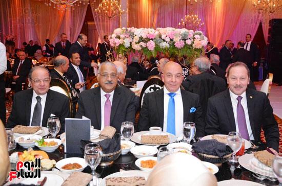حفل زفاف نجل الوزير زكى عابدين يجمع كبار رجال الدولة (6)