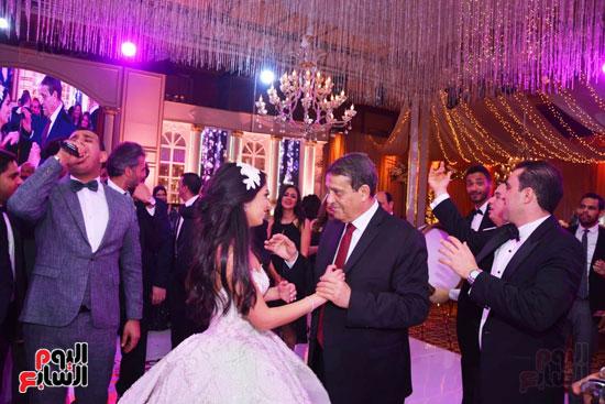 حفل زفاف نجل الوزير زكى عابدين يجمع كبار رجال الدولة (81)