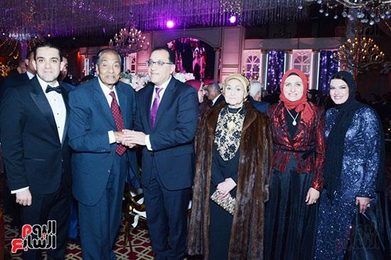 حفل زفاف نجل الوزير زكى عابدين (3)