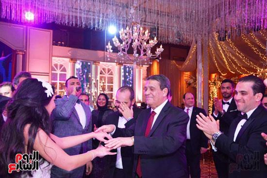 حفل زفاف نجل الوزير زكى عابدين يجمع كبار رجال الدولة (82)