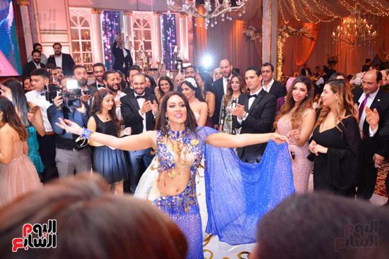 حفل زفاف نجل الوزير زكى عابدين يجمع كبار رجال الدولة (91)
