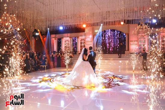حفل زفاف نجل الوزير زكى عابدين يجمع كبار رجال الدولة (27)