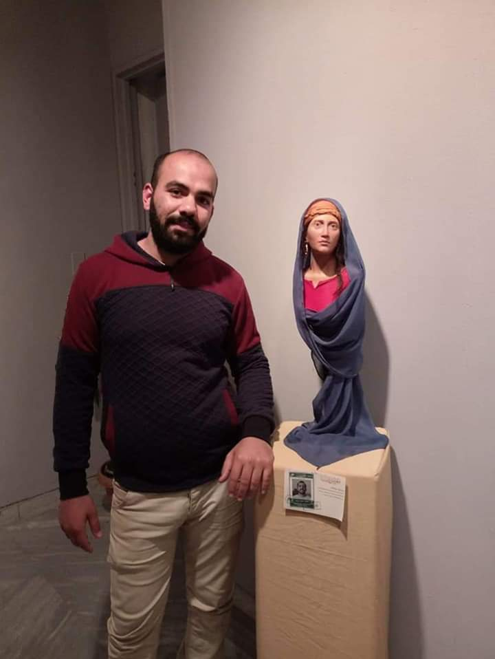 جانب من معرض تراثنا.. رسالة إلى الماضى بدار الأوبرا المصرية (7)