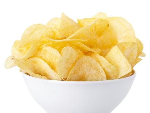 البطاطس المقرمشة