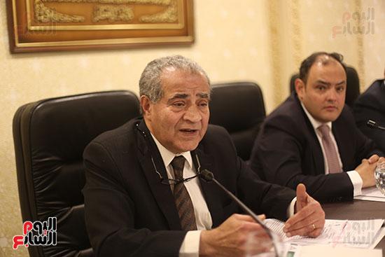 اجتماع لجنة الشئون الاقتصادية (3)