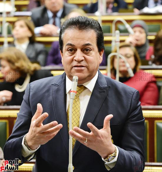 مجلس النواب الجلسة العامة (34)