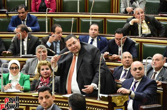 مجلس النواب الجلسة العامة (25)