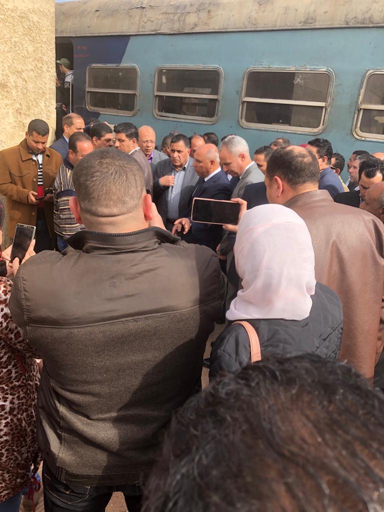 جولة وزير النقل بمحطة مصر  (20)