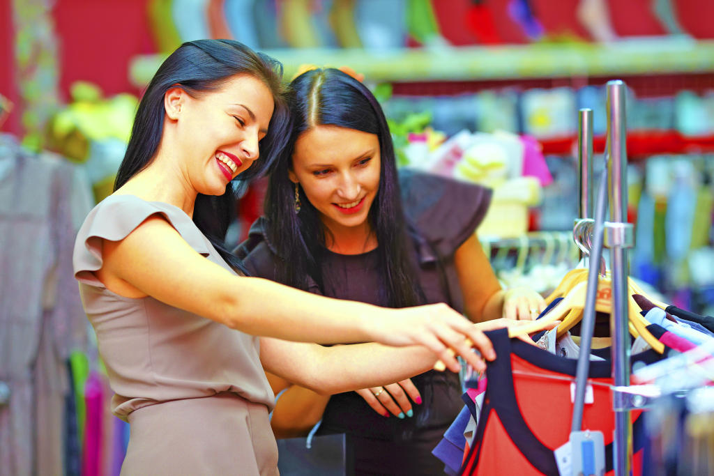 ادمان التسوق (1)