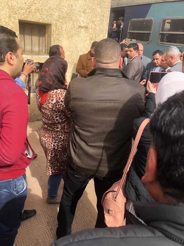 جولة وزير النقل بمحطة مصر  (19)