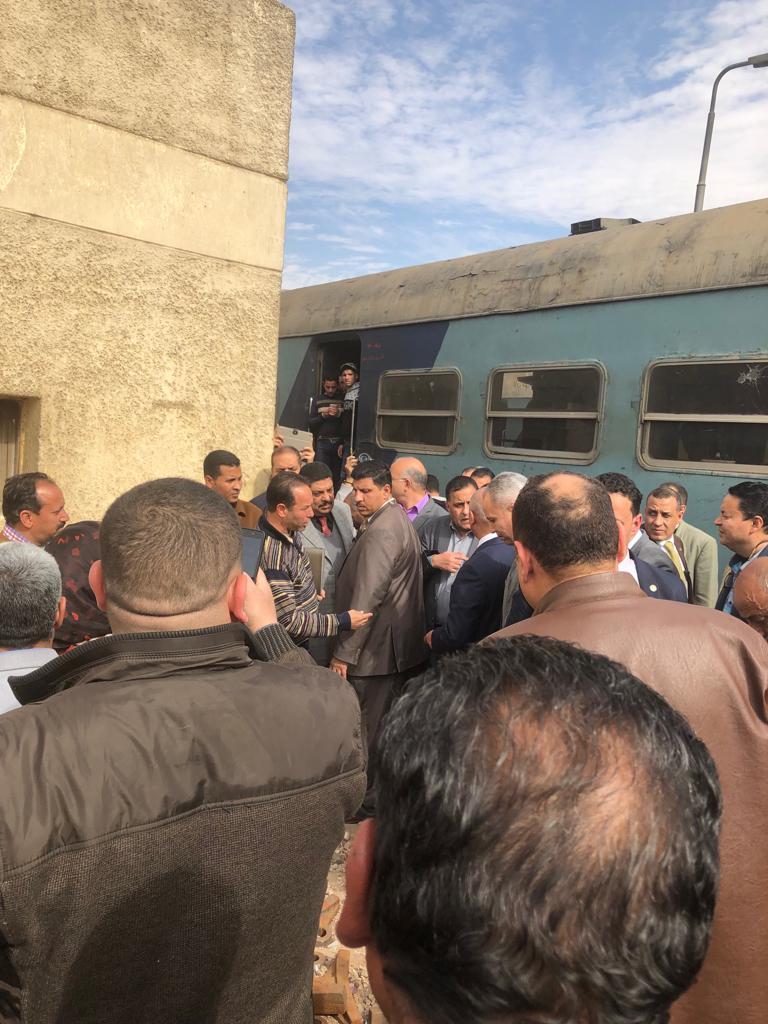 جولة وزير النقل بمحطة مصر  (17)