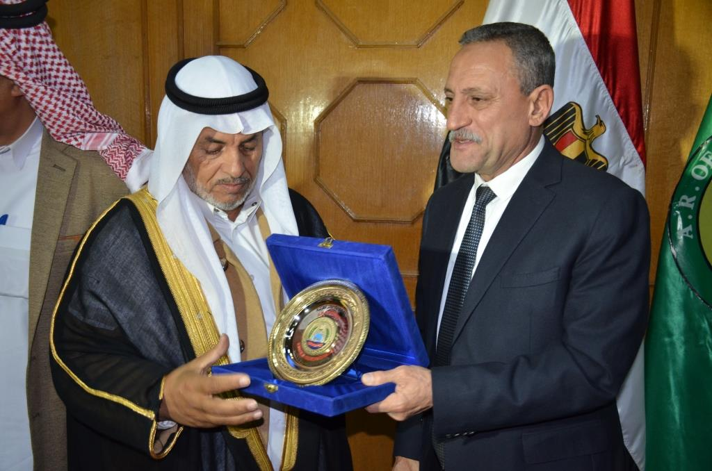 اللواء حمدى عثمان، محافظ الإسماعيلية (5)
