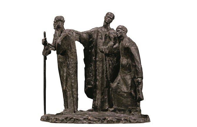 تمثال محمود مختار