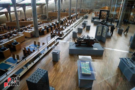 مكتبة الإسكندرية (2)