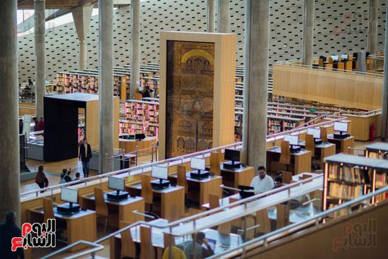 مكتبة الإسكندرية (6)