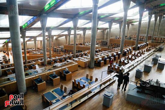 مكتبة الإسكندرية (1)
