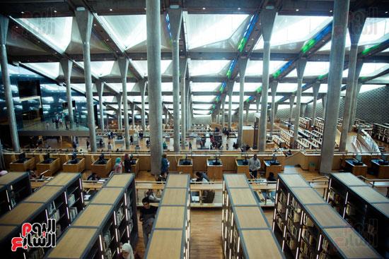 مكتبة الإسكندرية (26)