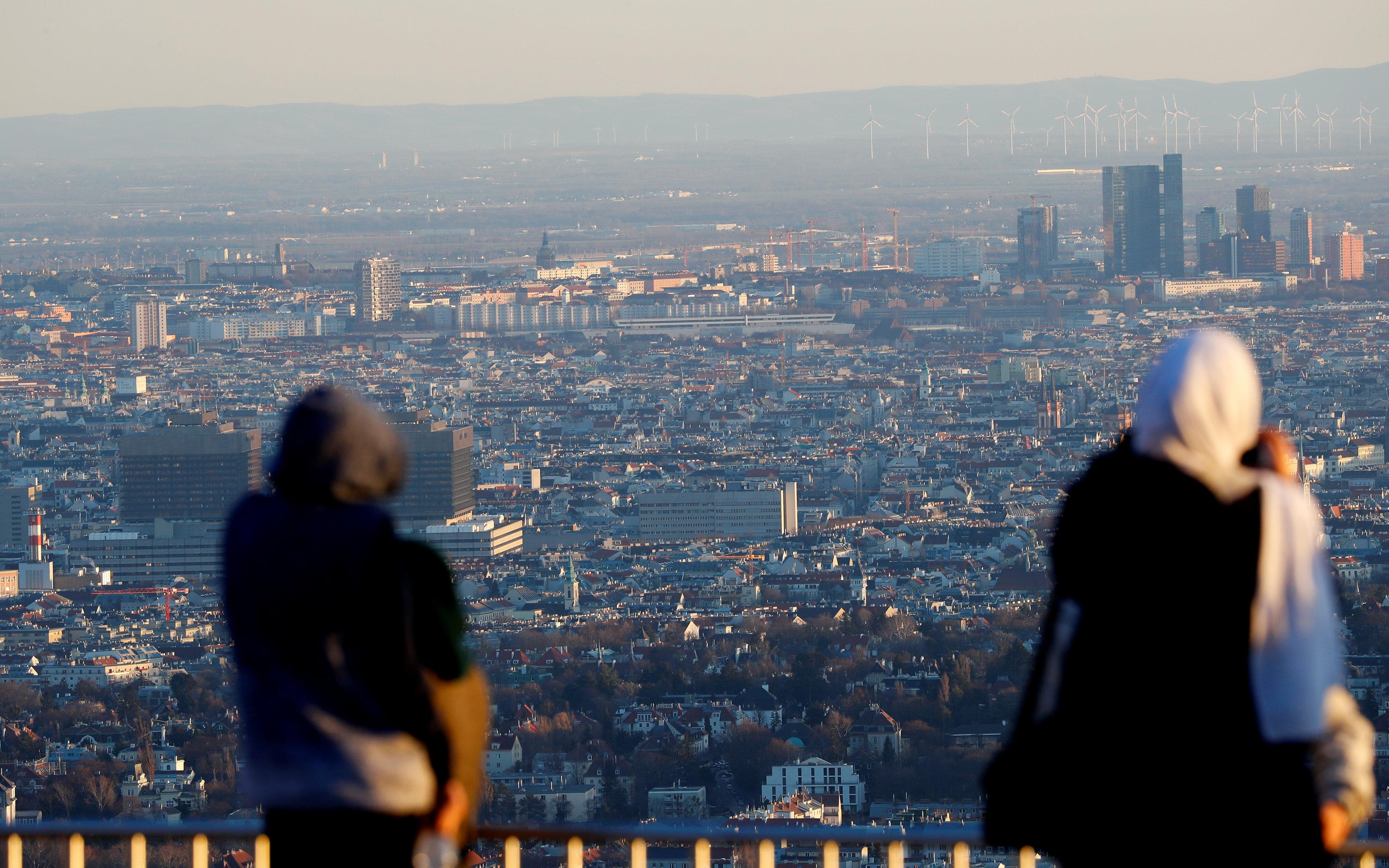 فيينا أحد المدن السياحية الهامة فى العالم
