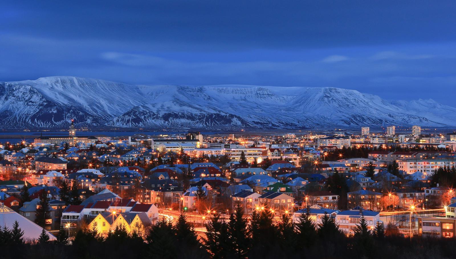 ريكيافيك عاصمة أيسلندا