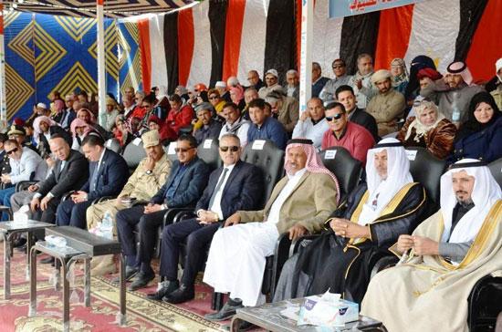 المهرجان الدولى الثامن عشر لسباقات الهجن بالإسماعيلية (8)
