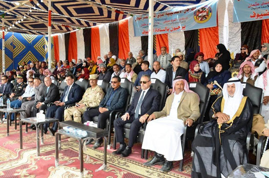 المهرجان الدولى الثامن عشر لسباقات الهجن بالإسماعيلية (4)