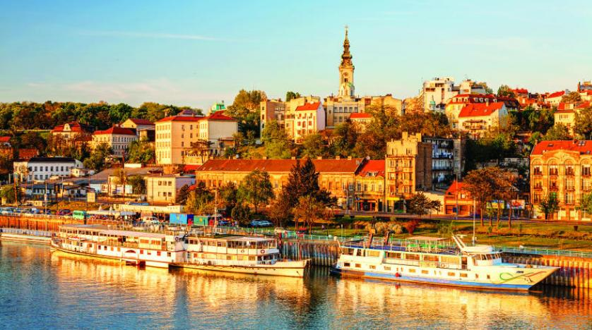 بلجراد في صربيا