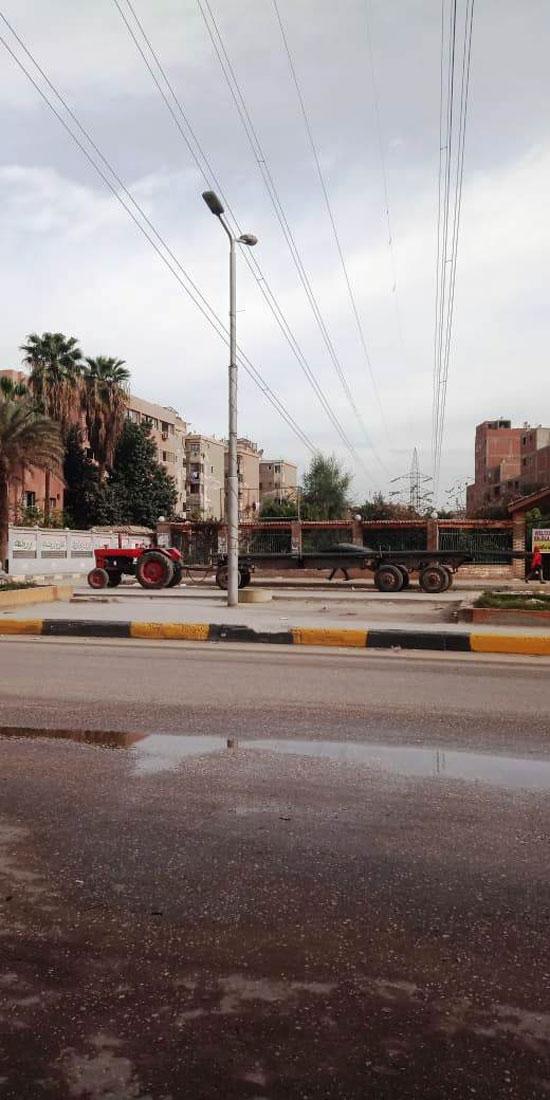 11 منطقة بشبرا الخيمة تحت خطر الضغط العالى (3)