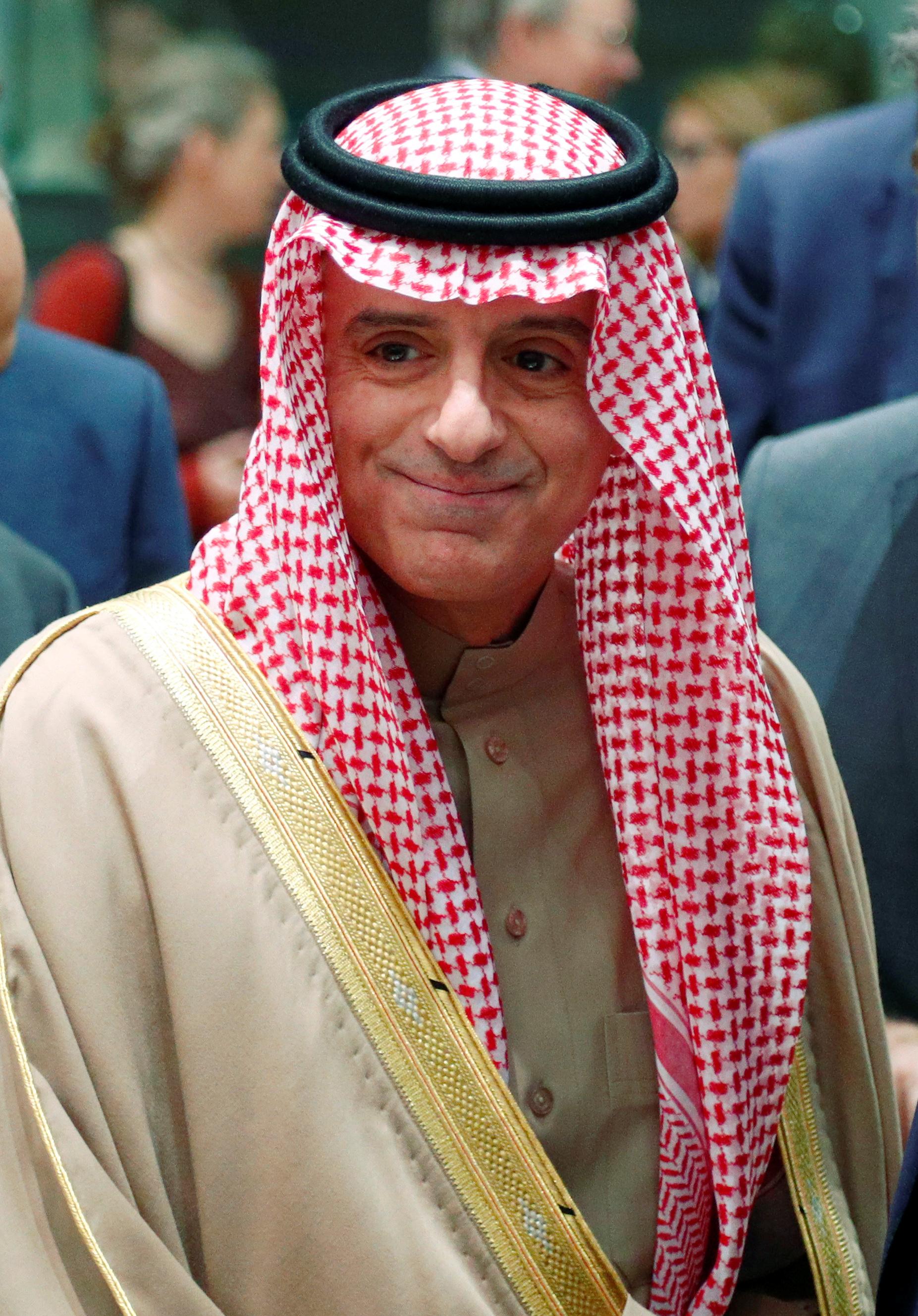 وزير الدولة السعودى للشئون الخارجية عادل الجبير