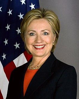 هيلارى كلينتون