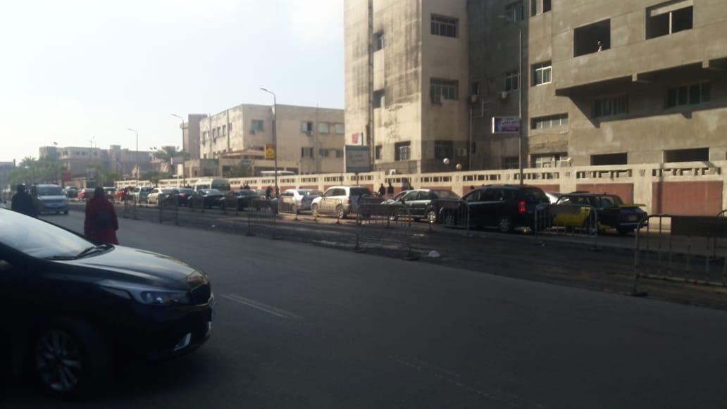 توسعة الشوارع الرئيسية بالإسكندرية (3)