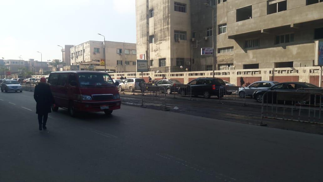 توسعة الشوارع الرئيسية بالإسكندرية (15)