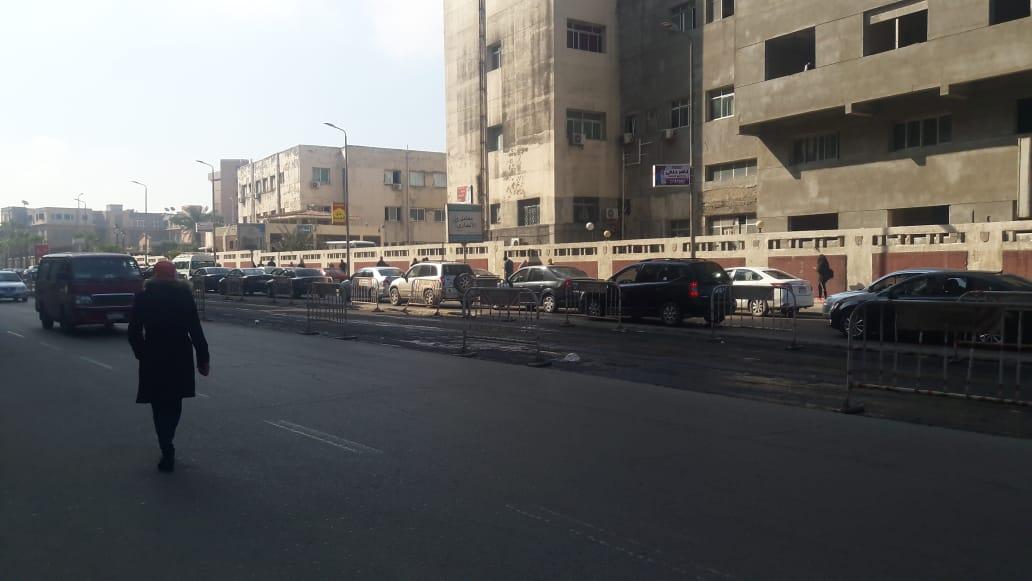 توسعة الشوارع الرئيسية بالإسكندرية (5)